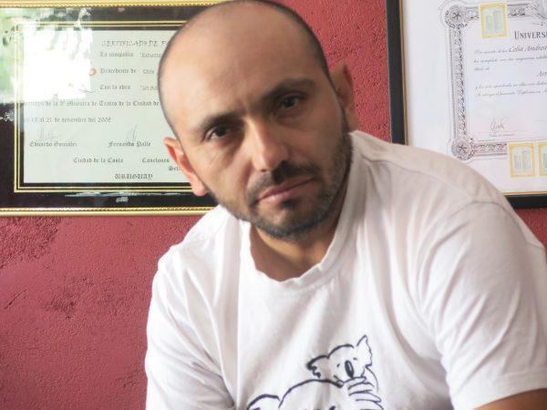 Marcelo Saavedra